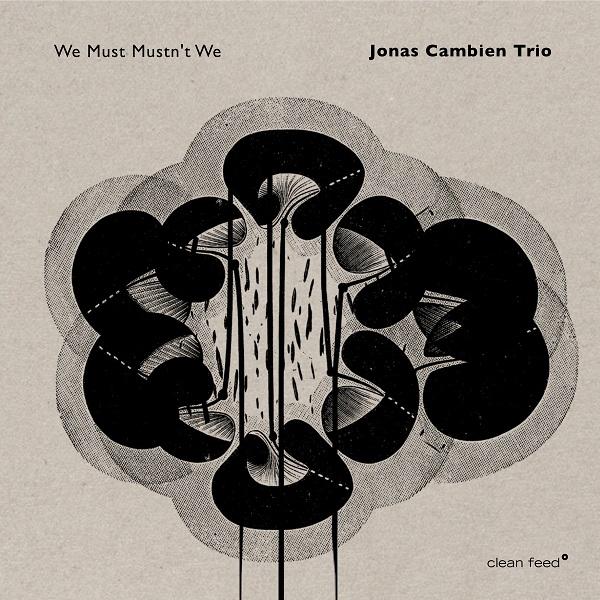 JONAS CAMBIEN - Jonas Cambien Trio : We Must Mustnt We cover