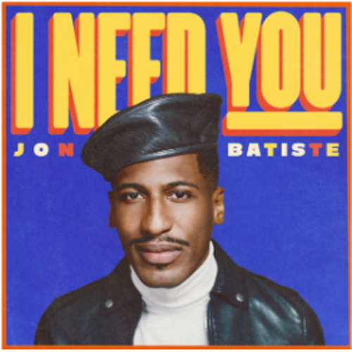 JONATHAN BATISTE - I Need You cover
