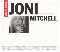 JONI MITCHELL - Artist's Choice: Joni Mitchell cover