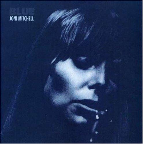 JONI MITCHELL - Blue cover
