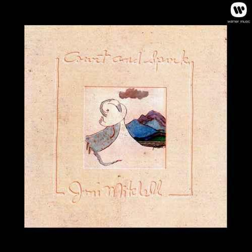 JONI MITCHELL - Court and Spark cover