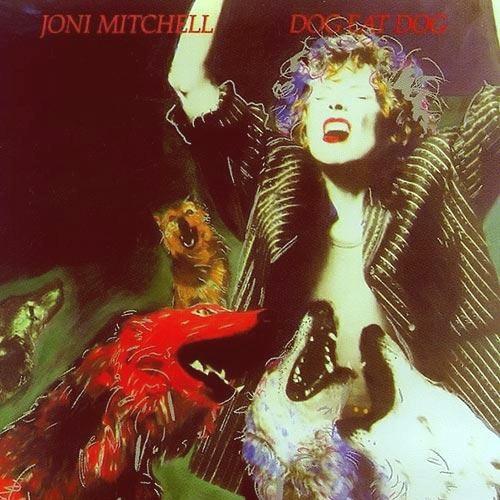 JONI MITCHELL - Dog Eat Dog cover