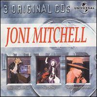 JONI MITCHELL - Dog Eat Dog/Wild Things Run Fast cover