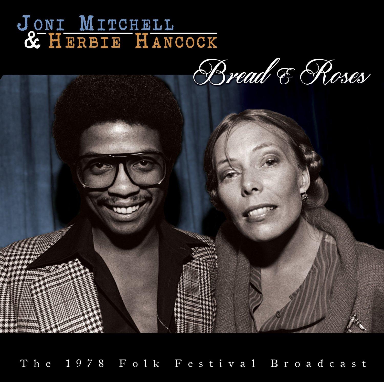 JONI MITCHELL - Joni Mitchell & Herbie Hancock : Bread & Roses cover