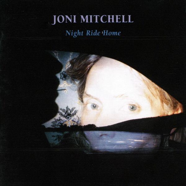 JONI MITCHELL - Night Ride Home cover