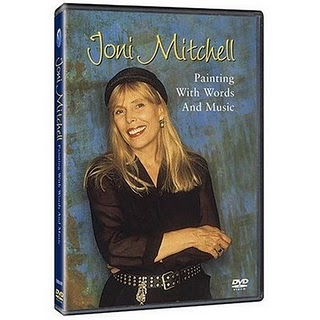 JONI MITCHELL - Painting with Words and Music cover