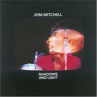 JONI MITCHELL - Shadows and Light cover