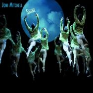 JONI MITCHELL - Shine cover