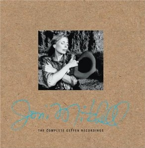 JONI MITCHELL - The Complete Geffen Recordings cover