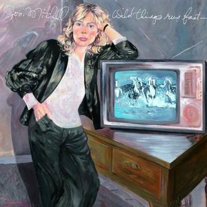 JONI MITCHELL - Wild Things Run Fast cover