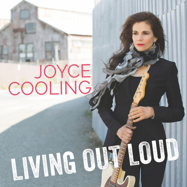 JOYCE COOLING - Living Out Loud cover
