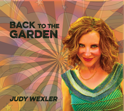 JUDY WEXLER - Back to the Garden cover