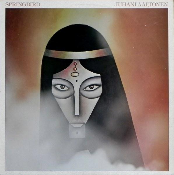 JUHANI AALTONEN - Springbird cover