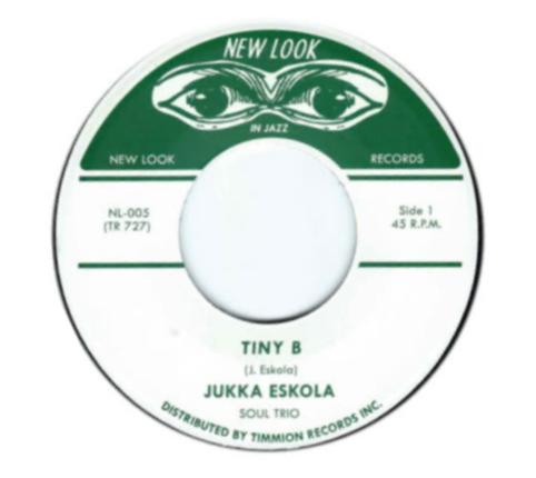 JUKKA ESKOLA - Tiny B / Stick Of A Branch cover