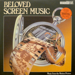 JUN FUKAMACHI - Beloved Screen Music (Music from motion picture) cover