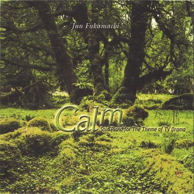 JUN FUKAMACHI - Calm cover