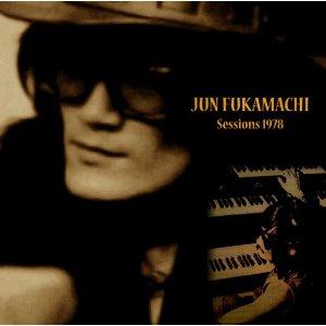 JUN FUKAMACHI - Sessions 1978 cover