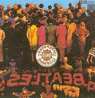 JUN FUKAMACHI - Sgt. Pepper's Lonely Hearts Club Band cover