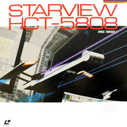 JUN FUKAMACHI - Starview HCT-5808 cover