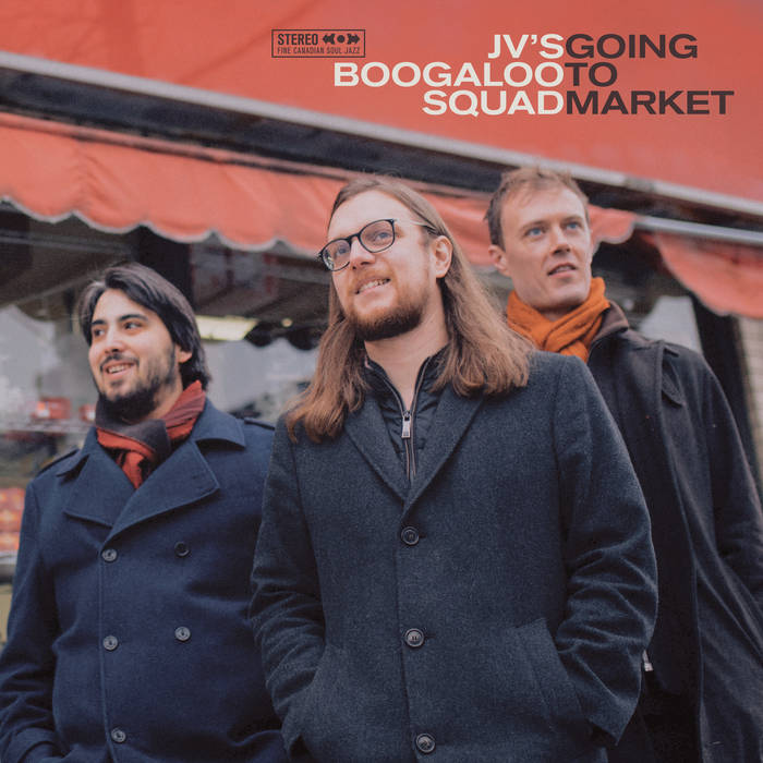 JVS BOOGALOO SQUAD - Going to Market cover