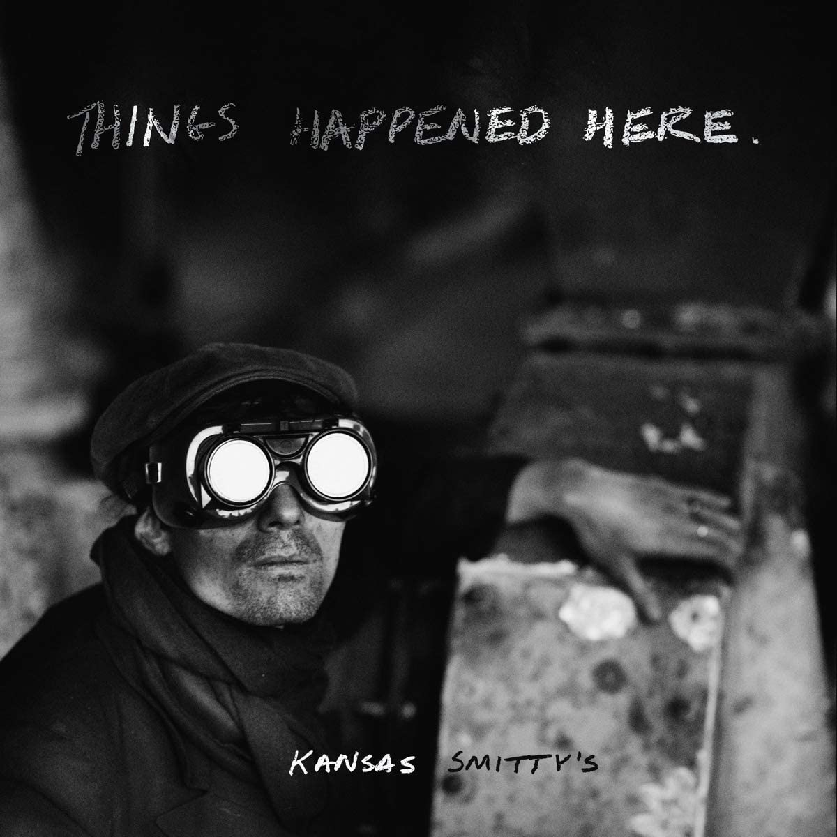 KANSAS SMITTYS - Things Happened Here cover