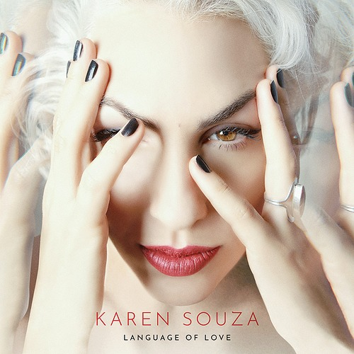 KAREN SOUZA - Language Of Love cover