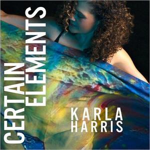 KARLA HARRIS - Certain Elements cover