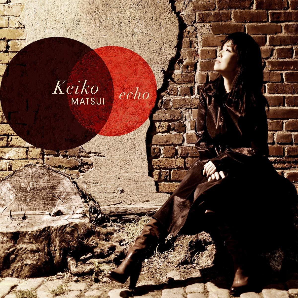 KEIKO MATSUI - Echo cover