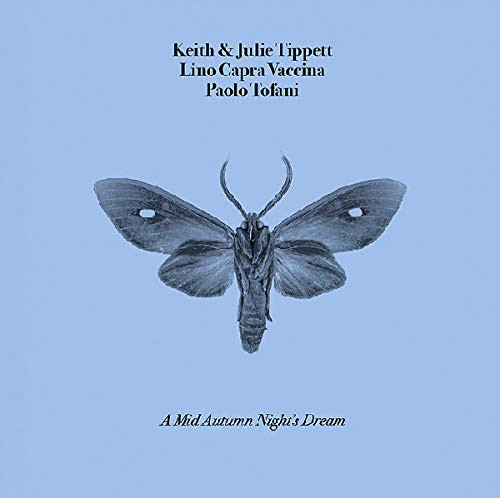 KEITH AND JULIE TIPPETT - Mid Autumn NightS Dream cover