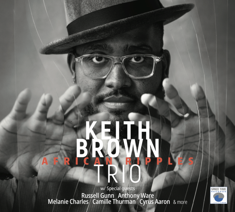KEITH BROWN - African Ripples cover