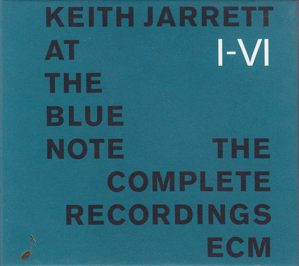 KEITH JARRETT - At the Blue Note: The Complete Recordings cover
