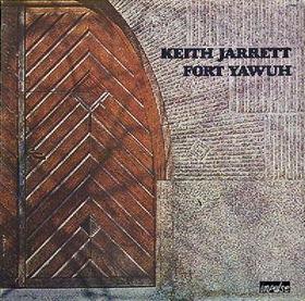 KEITH JARRETT - Fort Yawuh cover