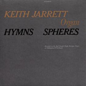 KEITH JARRETT - Hymns - Spheres cover