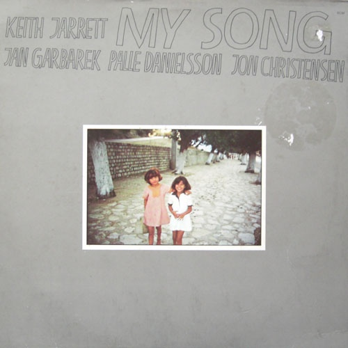KEITH JARRETT - My Song cover