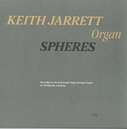 KEITH JARRETT - Spheres cover