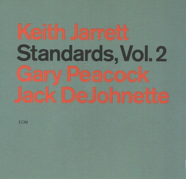 KEITH JARRETT - Standards, Vol.2 cover