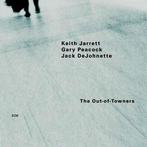 KEITH JARRETT - The Out-of-Towners (with Gary Peacock and Jack DeJohnette) cover