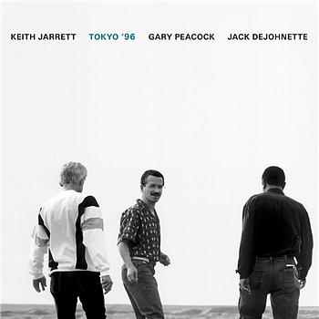 KEITH JARRETT - Tokyo '96 (with Gary Peacock and Jack DeJohnette) cover