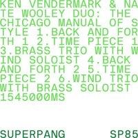 KEN VANDERMARK - Ken Vandermark & Nate Wooley Duo : The Chicago Manual Of Style cover