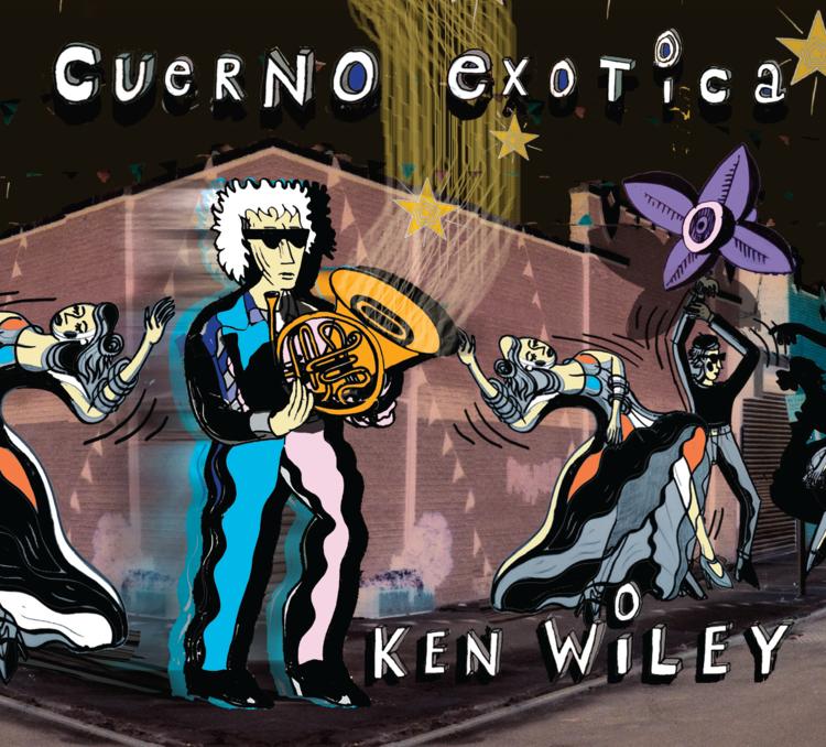 KEN WILEY - Cuerno Exotica cover