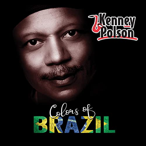 KENNEY POLSON - Colors of Brazil cover