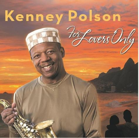 KENNEY POLSON - For Lovers Only Volume II cover