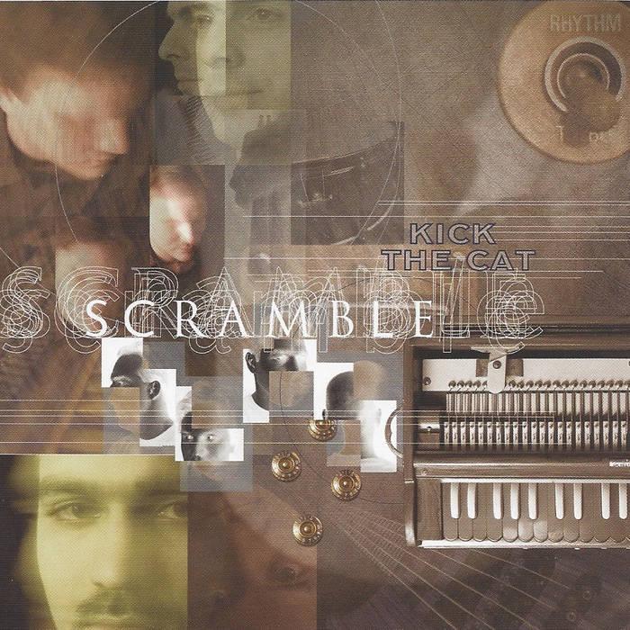 KICK THE CAT - Scramble cover