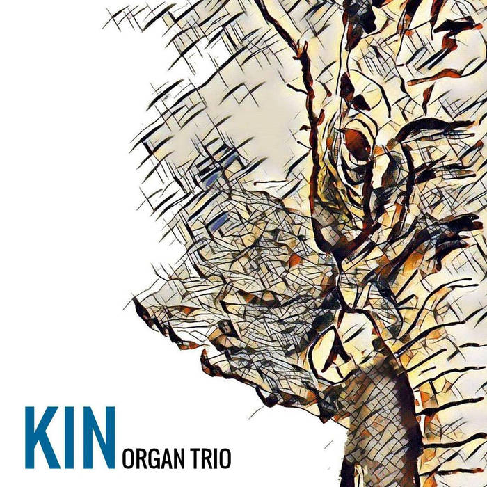 KIN ORGAN TRIO - KIN Organ Trio cover