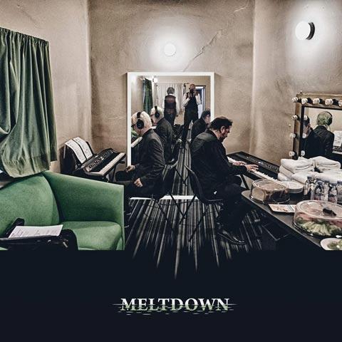 KING CRIMSON - Meltdown (Live in Mexico City) cover