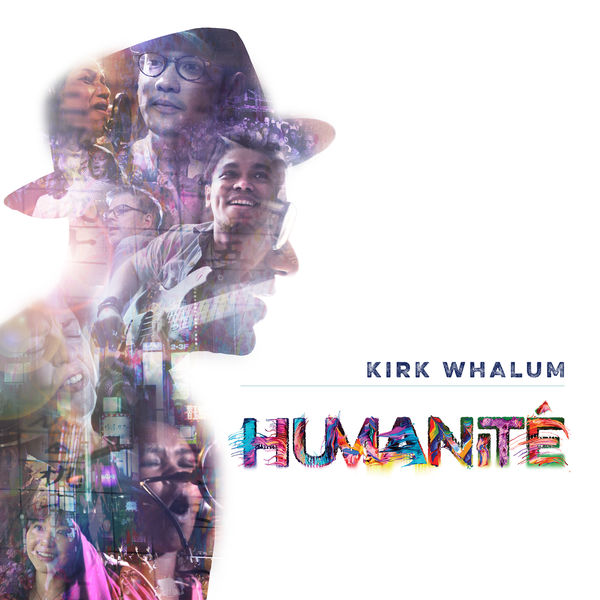 KIRK WHALUM - Humanité cover