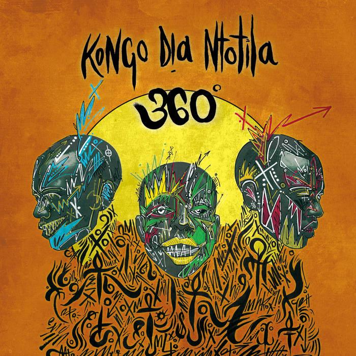 KONGO DIA NTOTILA - 360° cover