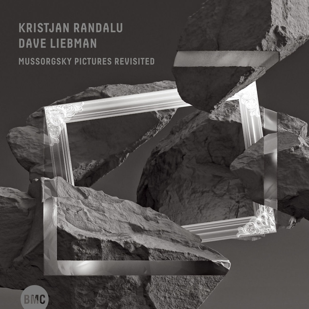 KRISTJAN RANDALU - Kristjan Randalu & Dave Liebman : Mussorgsky Pictures Revisited cover