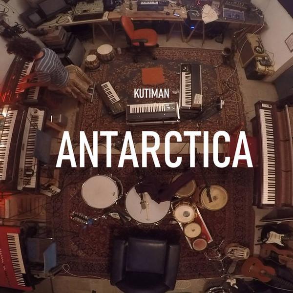 KUTIMAN - Antarctica cover