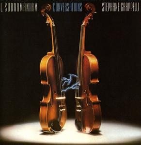 L SUBRAMANIAM - Conversations cover